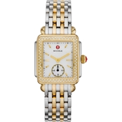 Michele Deco Mid Diamond Watch 29mm MWW06V000