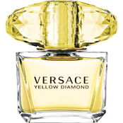 Versace Yellow Diamonds Eau De Toilette Natural Spray