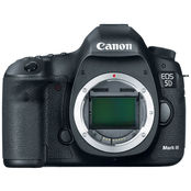 Canon EOS 5D Mark III 22.3MP DSLR Camera Kit (Body Only)