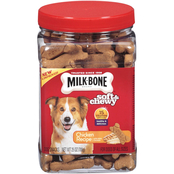 Milk Bone Chicken Dog Treats 25 oz. Jar