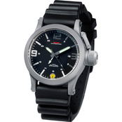 MTM Special Ops Mens Hypertec Gray Watch with Gray/White Dial