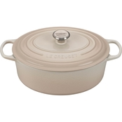 Le Creuset Signature Oval French Oven 6.75 Qt.