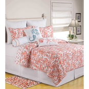 C&F Home Cora Bed Skirt
