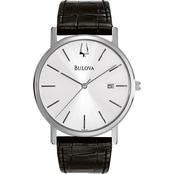 Bulova Men's Dress Watch 96B104