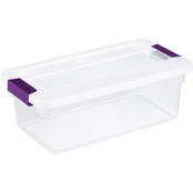 Sterilite 6 qt. Latch Storage Box