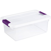 Sterilite ClearView Latch Storage Box