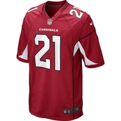 Nike NFL Arizona Cardinals Patrick Peterson Red Game Jersey