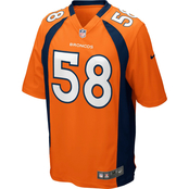 Nike NFL Denver Broncos Miller Game Team Jersey