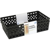 Officemate Supply Basket 6 x 10 in, 2 pk.