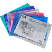 Filexec Polyester 3 x 9.5 in Envelope with Velcro Closure