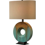 Kenroy Home Sesame Table lamp