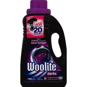 Woolite Midnight Breeze Scent Dark Fabric Wash Liquid