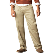 Dockers Big & Tall Signature Flat Front Khaki Pants