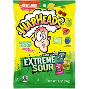 Warheads Hard Candy 2 oz