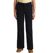 Dickies Girls Stretch Flare Bottom Pants