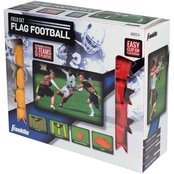 Franklin Sports 10 Player Youth Flag Football Field Set