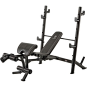 Marcy Mid Size Multi Position Bench