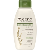 Aveeno Daily Moisturizing Body Wash 12 oz.