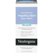 Neutrogena Healthy Skin Face Lotion with sunscreen SPF15