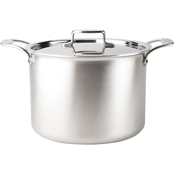 All-Clad d5 Stockpot with Lid