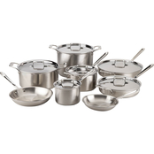 All-Clad D5 14 Pc. Cookware Set