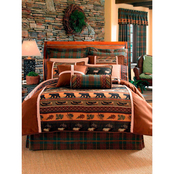 Croscill Caribou 4 pc. Comforter Set