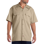 Dickies Big & Tall Solid Work Shirt