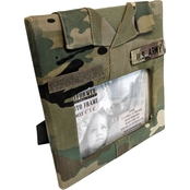 Uniformed U.S. Army 8 x 8 in. Single Picture Frame