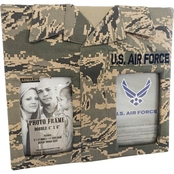 Uniformed Air Force Picture Frame