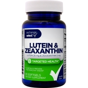 Exchange Select Lutein 25 mg Zeaxthn 5 mg, 30 Ct.