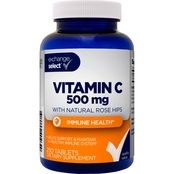 Exchange Select Vitamin C with Rose Hips 500 mg, 250 Ct.