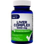 Exchange Select Liver Complex 1000 mg, 60 Ct