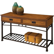 Home Styles Modern Craftsman Sofa Table