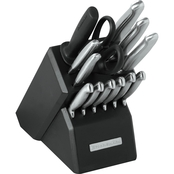 KitchenAid Stainless Steel 14 pc. Cutlery Set