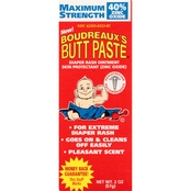 Boudreaux's Butt Paste Maximum Strength Diaper Rash Ointment