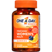One A Day Women's VitaCraves 80 pk.