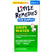 Little Remedies For Tummy's Gripe Water