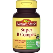 Nature Made Super B-Complex Tablets 140 Ct.