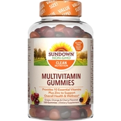 Sundown Naturals Adult Multivitamin Gummies 120 Pk. Value Size