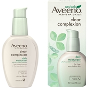 AVEENO Facial Moisturizers Clear Complexion Daily Moisturizer, Pump