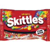 Skittles Original Fun Size 10.72 oz.