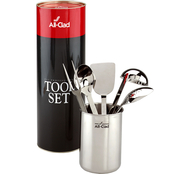 All-Clad Stainless Steel 6 pc. Kitchen Tool Set