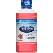 Pedialyte Advanced Care 1.1 qt. Strawberry Oral Electrolyte Solution