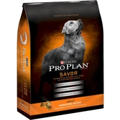 Purina Pro Plan Adult Shredded Blend Chicken & Rice Dog Food, 35 Lb.