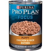 Purina Pro Plan Puppy Chicken and Rice Dog Food