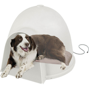 K&H Lectro Soft Igloo Heated Pet Bed