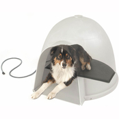 K&H Igloo Style Heated Pet Bed