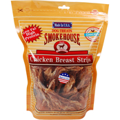 Smokehouse USA Prime Chicken Breast Strips Dog Treats