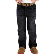 Lee Little Boys Dungarees Slim Fit Jeans