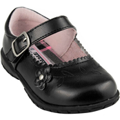 French Toast Toddler Girls Allison School Uniform Mary Jane Shoes